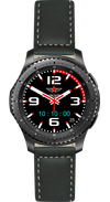 Watch Face Samsung Gear S3 Frontier - Classic - S2 design Sport Black - Bandsforwatches