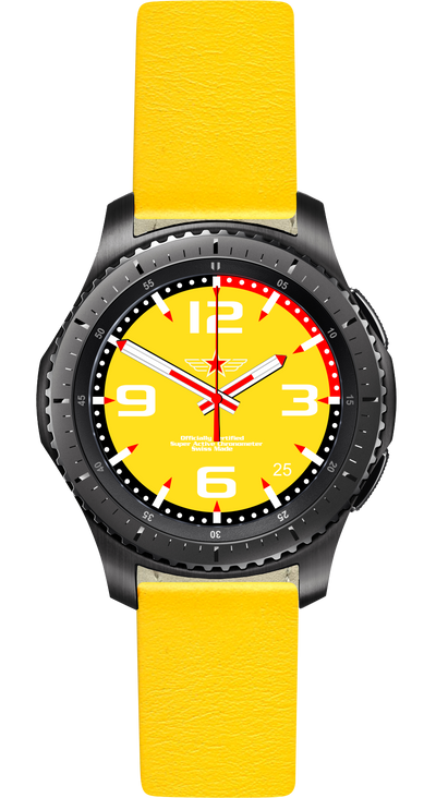 Watch Face Samsung Gear S3 Frontier - Classic - S2 design  Fashion Narcise - Bandsforwatches