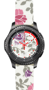 Watch Face Samsung Gear S3 Frontier - Classic - S2 design Cotton Lovisa - Bandsforwatches