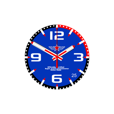 Watch Face Samsung Gear S3 Frontier - Classic - S2 design Fashion Royal - Bandsforwatches