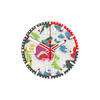 Watch Face Samsung Gear S3 Frontier - Classic - S2 design Cotton Flora - Bandsforwatches
