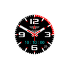 Watch Face Samsung Gear S3 Frontier - Classic - S2 design Sellier Black - Bandsforwatches
