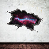 3D Space Planet Wall Sticker WSD54