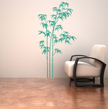 Bamboo Tree Vinyl Wall Art Sticker WSD665