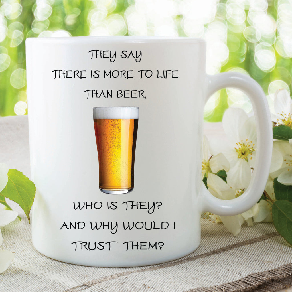 Novelty Mug Beer Drinkers Mug Gift Ideas Boyfriend Husband Girlfriend Birthday Present Christmas Gift Friend Mug Printed Mug Beer WSDMUG312