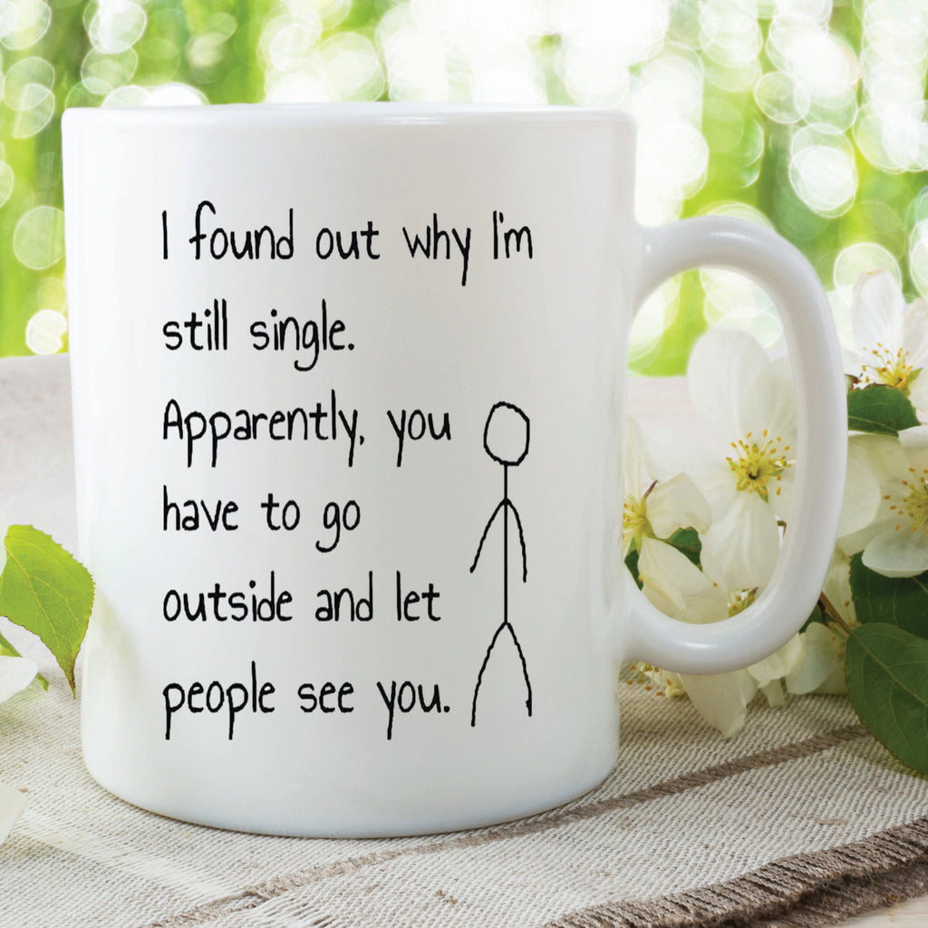 Funny Novelty Mug I Know Why I'm Single Gift For Friend Christmas Birthday Gifts Presents Gifts For Her Gifts For Him Mugs Cups WSDMUG522