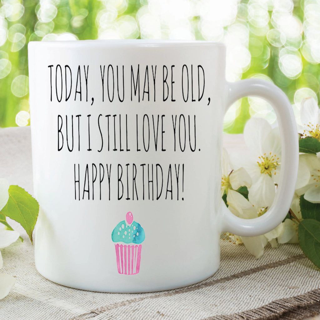 Happy Birthday Funny Novelty Mugs Cup Gifts Birthday Gifts For Her