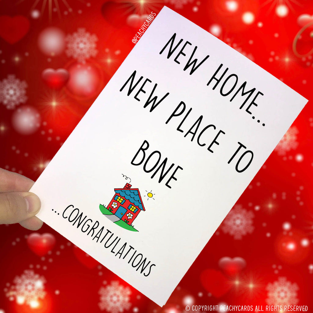 Congrats New Home Card, Moving Home Card, First Home, Happy New Home, Housewarming Card, New Home, New House, Moving Home, Moving House PC63