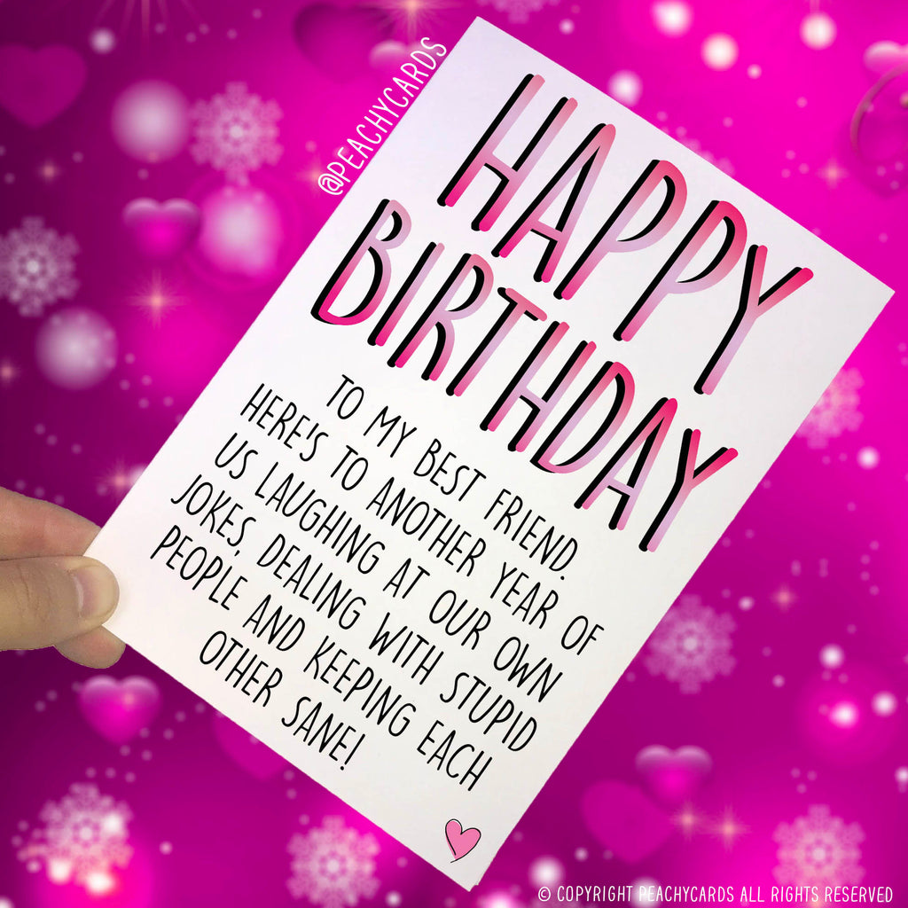 Enjoyable Peachy Cards Birthday Cards And Any Occasion Cards Personalised Birthday Cards Veneteletsinfo