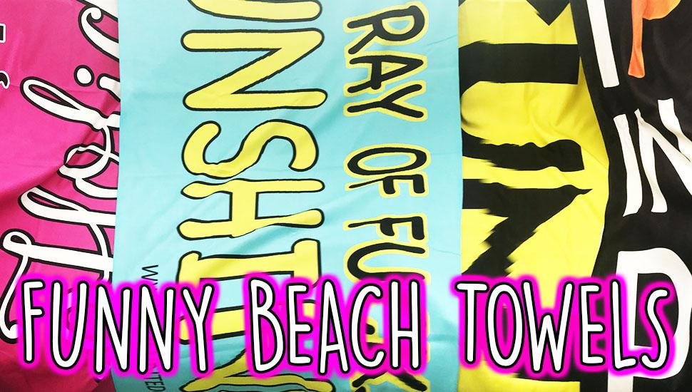 Beach Towels