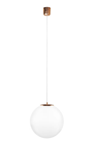 modern ceiling lamp fitting Tsuki L elementary 1/S