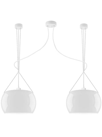 modern ceiling lamp fitting momo elementary 2s