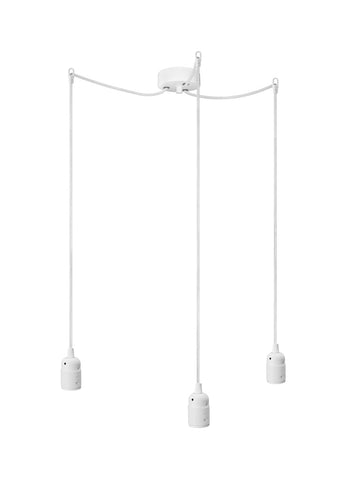 modern ceiling lamp fitting bi elementary 3s