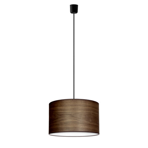 TSURI Elementary 1/S single,walnut, black, black