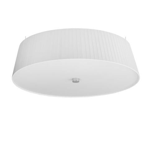 KAMI Elementary L 1/C single ceiling lamp, white