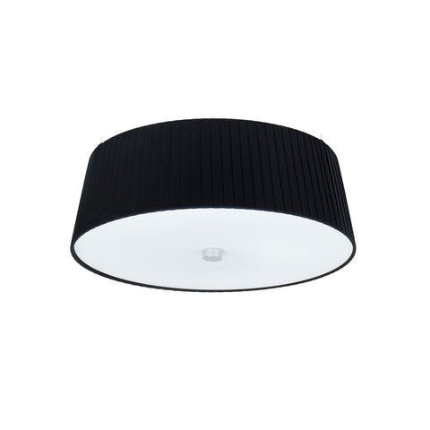 KAMI Elementary M 1/C single ceiling lamp black