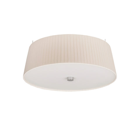 KAMI Elementary M 1/C single ceiling lamp, ecru