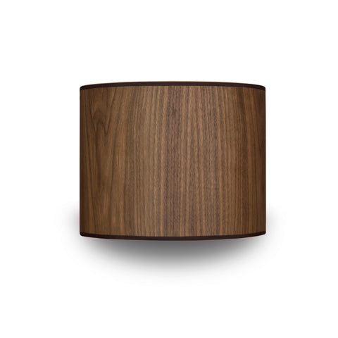 TSURI Elementary M 1/W wall lamp, walnut