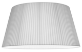 modern lamp shade of kami elementary in white