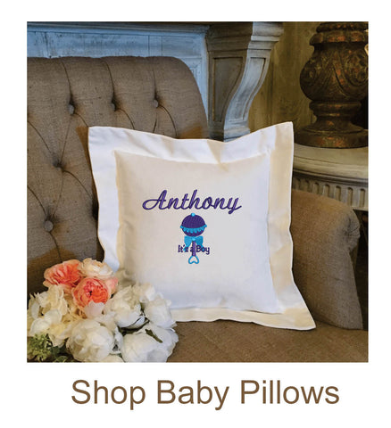 Baby Pillows Collection | Best-Selling Baby Gifts