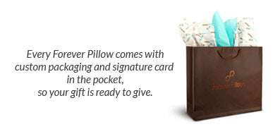 Free Gift Wrapping For Gift Pillow