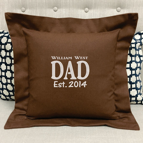 Dad Gift Pillow