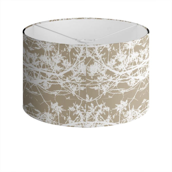 Star Vine Stone Drum Lamp Shade