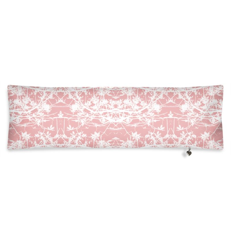Star Vine Rose Bolster Cushion