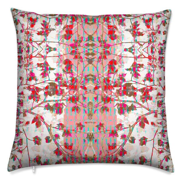Crimson Branch Luxury Cushion