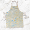 Children's Baking Apron _ Water Marble
