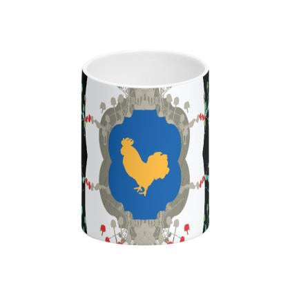 Fabulous Fowl mugs