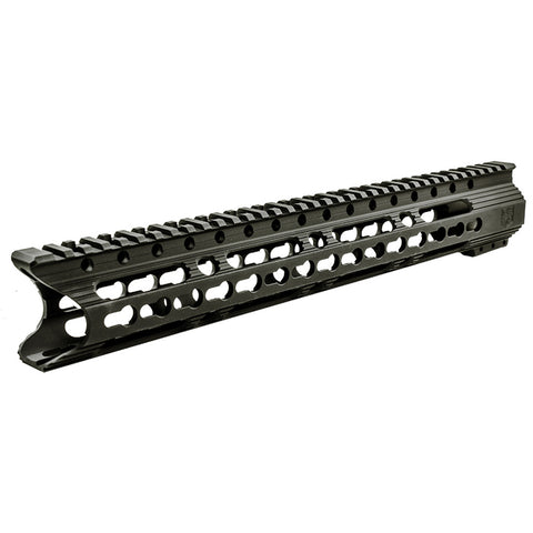 "Rail Assembly, DB10 ELITE 15"" Handguard, Black"