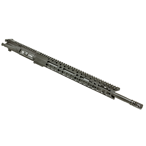 "Upper Assembly 18"" .223 WYLDE  with 15"" Keymod Rail, Black WITH NiB BCG AND CH"