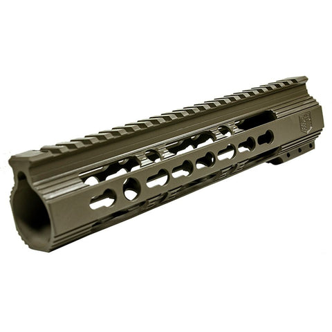 "Rail Assembly, DB15 CKM 9.5"" Handguard, Flat Dark Earth"