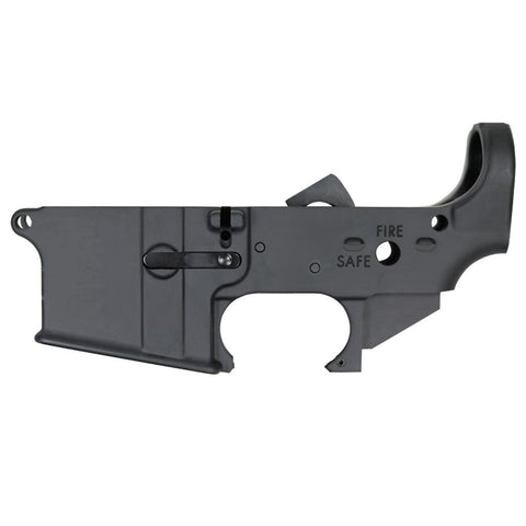 DB15 223/556/300 Blackout Stripped Rifle Lower,  Black, No Magazine.......MUST PROVIDE A VALID FFL