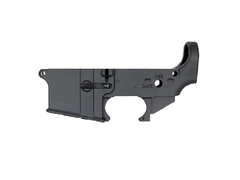 BLEMISHED DB15 223/556/300 Blackout Stripped Rifle Lower,  Black, No Magazine.......MUST PROVIDE A VALID FFL
