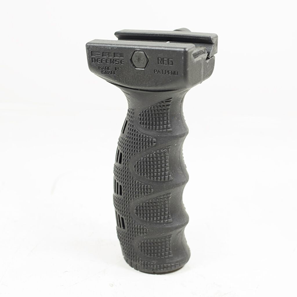 FAB DEFENSE RUBBERIZED VERTICAL FOREGRIP