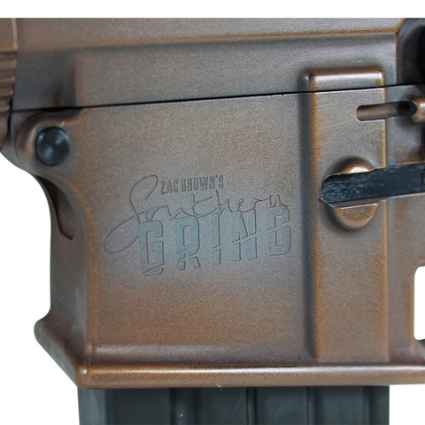 Diamondback and Zac Brown's Southern Grind AR10 Limited Rifle Package - SHIPPING NOT INCLUDED