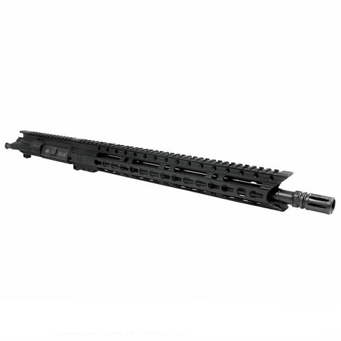 "Upper Assembly 16"" 300 Blackout  with 15"" Keymod Rail, Black"