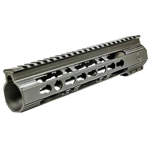"Rail Assembly, Black 9.5"" CKM Rail"