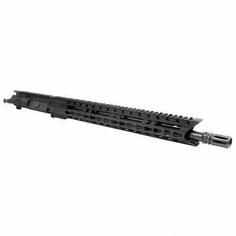 "Upper Assembly 16"" .223/5.56 Elite with 15"" Keymod Rail, Black"