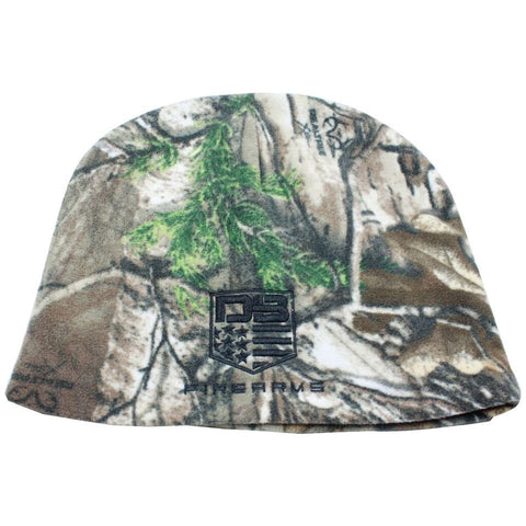 Diamondback Firearms Beanie Hat, Camo and Black