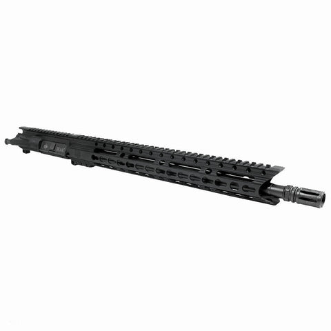 "Upper Assembly 16"" 300 Blackout  with 15"" Keymod Rail, Black WITH NiB BCG AND CH"