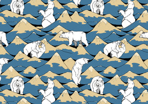 WALLPAPER - BEARS