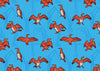 WALLPAPER - CORMORANTS