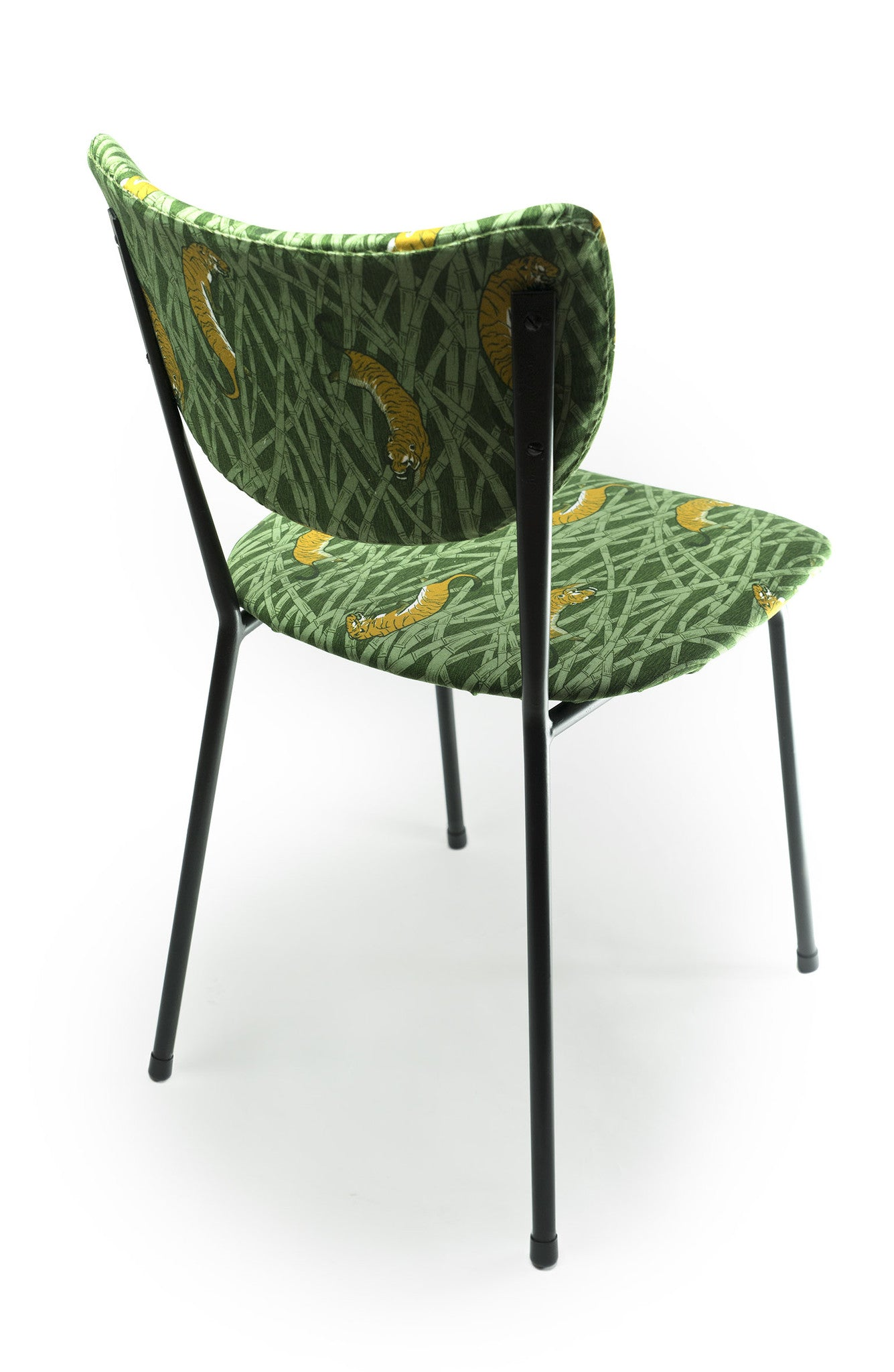 CHAIR - TIGERS green