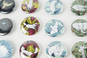 EXTRA'S - BUTTON set of 3