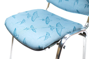 CHAIR - FLYING FISH blue