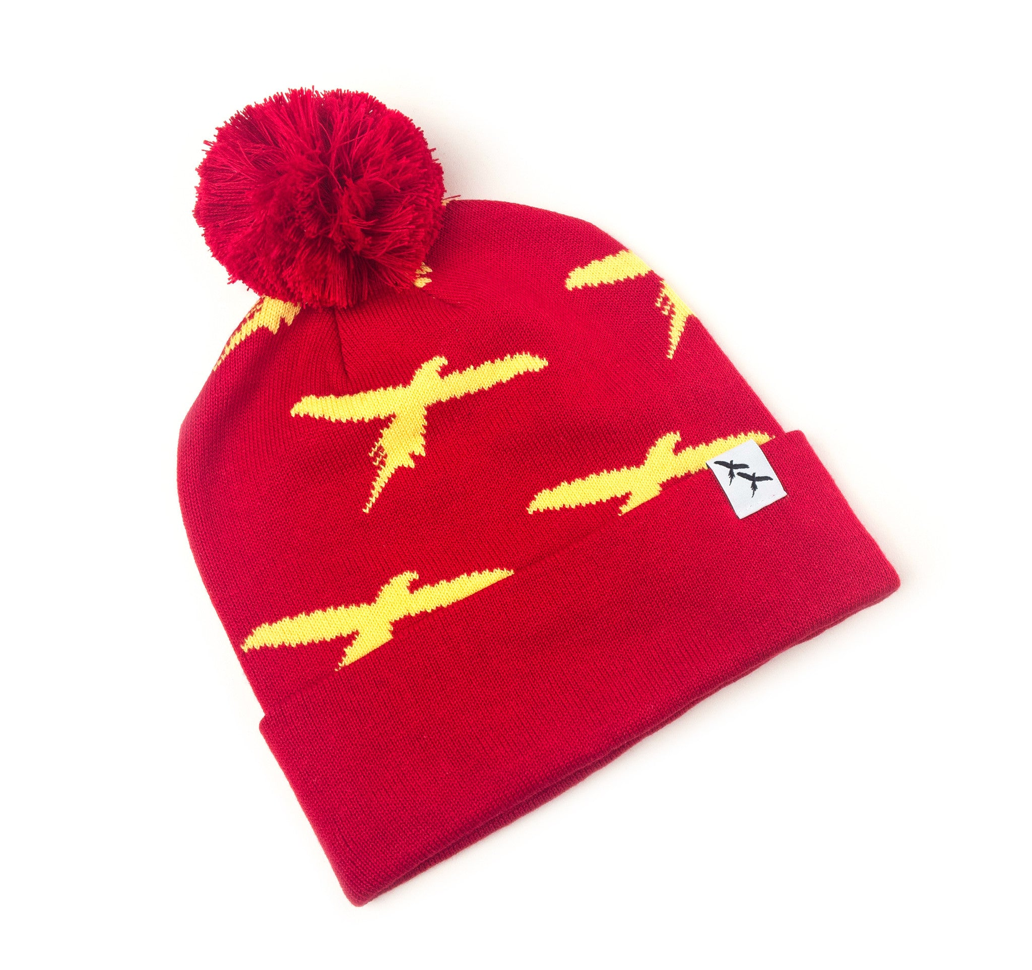 HAT - MACAW red