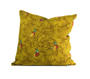 CUSHION - PHEASANT autumn